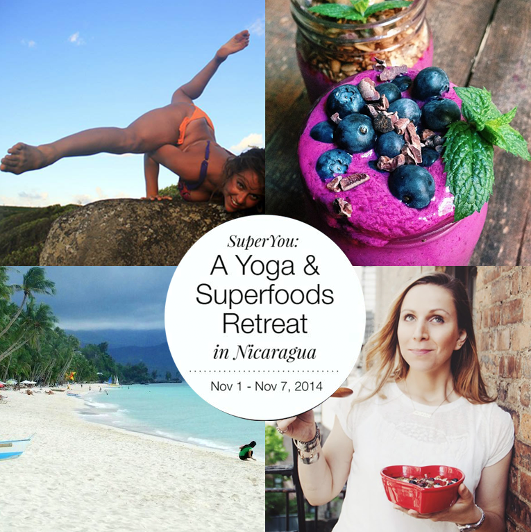 YOGA+SUPERFOODS RETREAT